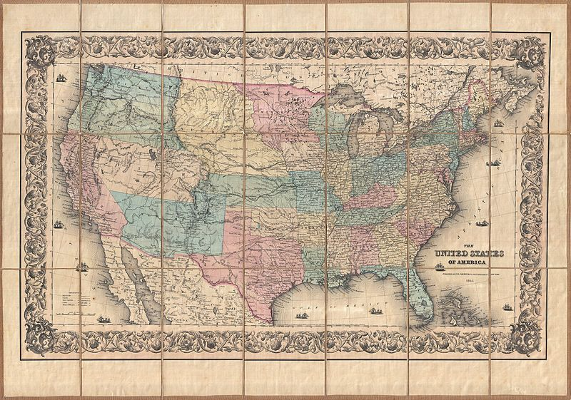 800px-1855_Colton_Pocket_Map_of_the_United_States_-_Geographicus_-_UnitedStatesPk-colton-1855