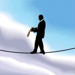A Tightrope for Growth